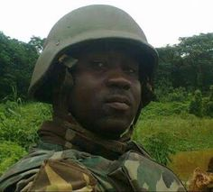 Soldier Killed By Pirates In Bayelsa State - Photo