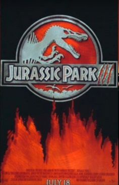 Early Jurassic Park 3 poster art. #JurassicPark3 #JurassicPark Jurassic Park 3, Jurassic World, Joe Johnston, Poster, Art, Dinosaurs, Art Background, Kunst, Performing Arts