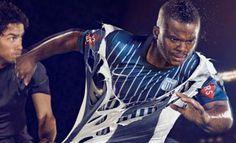 Alianza Lima. Camiseta Oficial 2012. Nike