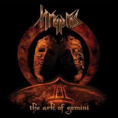 Kryptos - The Ark Of Gemini 2008 Страна:India Стиль:Thrash metal