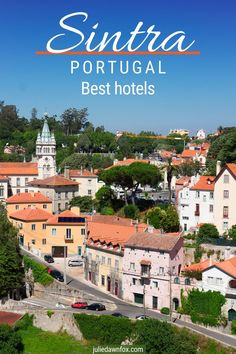 Use my guide to find your ideal place to stay in Sintra. I've handpicked the best Sintra hotels, guesthouses, boutique hotels and budget accommodation Sintra Portugal, Visit Portugal, Europe Train Travel, Spain Travel, Best Countries To Visit, Day Trips From Lisbon, Portugal Travel Guide, European Travel, Luxury Travel