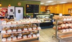 Stop by our Bread Basket Inc location in Mesa, AZ for our daily made bread, sweets, grilled sandwiches, salads, soup, and other seasonal baked goods, All of our products are fresh, made from scratch daily. We do not add any oils, fats, preservatives, or dairy products in our bread (dairy exception for cheese breads). Check out our full menu on our website: www.breadbasketinc.com.