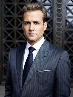 Suits Gabriel Macht as Harvey Spectre