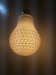Nervous System's Ethereal 3D-Printed LED Leaf Lamps Shine ...