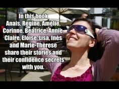 Book Trailer for French Women's Confidence Secrets by Margaretha Montagu