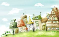 Ilustraciones infantiles para los más pequeños #infantil #ilustracion http://www.multididacticos.com
