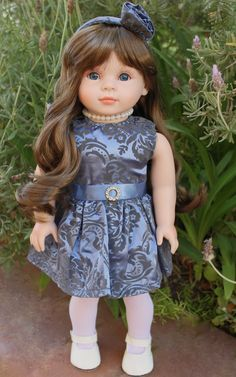 HARMONY CLUB DOLLS 18 Inch Dolls. 18 inch Doll Clothes. Fits the American Girl Doll. Visit our doll store at www.harmonyclubdolls.com