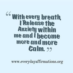 Everyday Affirmations for Daily Positivity: Daily Affirmations - 5 April 2014