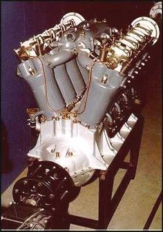 Liberty V8 Aircraft engine