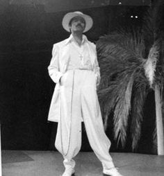 "Zoot-suits were worn by lower class Mexican and African Americans. Very loose and long pants with an extremely large jacket. The zoot-suit was a distinctive part of the ""Pachuco"" culture, and a way for the youth of minority groups to express their individuality and feelings of rebellion. People saw wearing the zoot-suit as a deliberate, public, and obnoxious way of ignoring the rationing/war effort after the War Production  Board nearly banned the production of them. Distinctions were…"