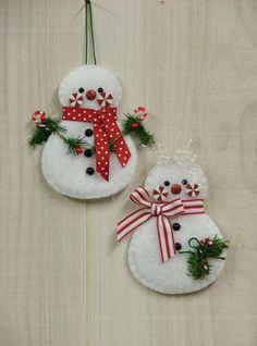 O Christmas Tree II: Peppermint Snowpeople