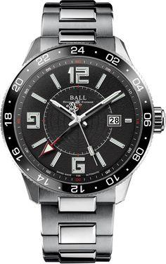 Ball Engineer Master II Pilot GMT Watch   watch releases
