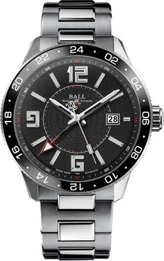 Ball Engineer Master II Pilot GMT Watch is now available in store. Please come visit to see this great little piece!