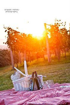 Bodega Talleri Winery. Pic-nic time!