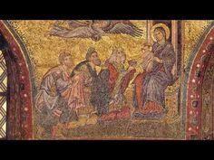 Byzantine chant - Θεαρχίω νεύματι - YouTube
