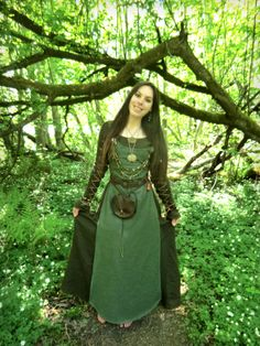 Viking dress by Naviana/Voiceofnature