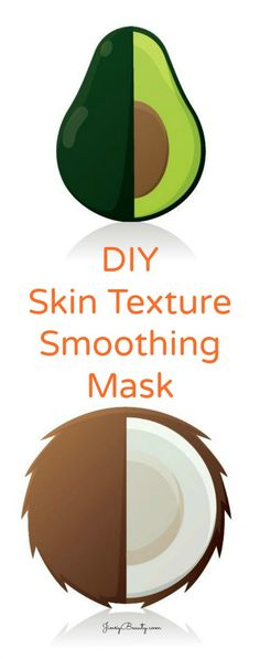 DIY Skin Texture Smoothing Mask Recipe - Beauty from the Inside Out! This mask is easy and inexpensive to make.