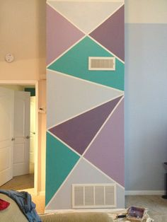 Brilliant 22 Amazing Tape Mural http://www.decoratop.co/2018/02/18/22-amazing-tape-mural/ You may need to explain what a mural is in case you haven't made one before.