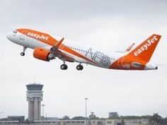 Ahora vas y lo caskas: La segunda base Airbus A320neo easyJet en Gatwick