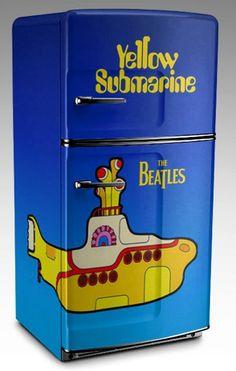 Geladeira #Beatlesfeeling