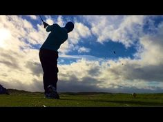 HOW TO SWING A GOLF CLUB - YouTube