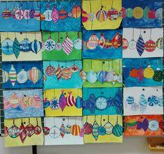 Winter Crafts For Kids Winter Art Projects, Winter Crafts For Kids, Art For Kids, Classroom Art Projects, Art Classroom, Christmas Art, Christmas Projects, Winter Thema, Preschool Art