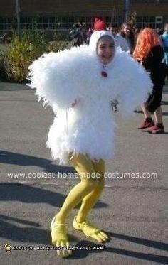 Coolest+Homemade+Chicken+Costume