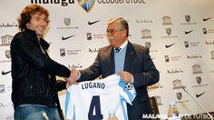 Presentación Diego Lugano