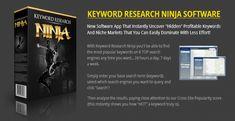 Keyword Ninja Top SEO #keywordninja #keywordninjaapk #keywordninjaaveccrack #keywordninjacrack #keywordninjacrackتحميل #keywordninjafree #keywordninjafreedownload #keywordninjafull #keywordninjastartimes #keywordninjaتحميلبرنامج Top Search Engines, More Instagram Followers, Seo Software, Ninja, Ninjas