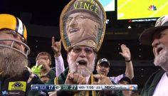 PHOTO: No Fan Base Has Better Hats Than The Green Bay Packers | FatManWriting