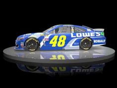 Hendrick Motorsports schemes for Bristol in April