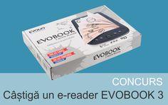 EvoBook 3 - Evolio - Concurs Hyperliteratura