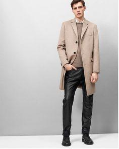 Theory Fall Winter 2015 Otoño Invierno #Menswear #Tendencias #Trends #Moda Hombre F.Y!