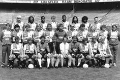 Feyenoord Rotterdam (jaartal: 1980 tot 1990) - Foto's SERC