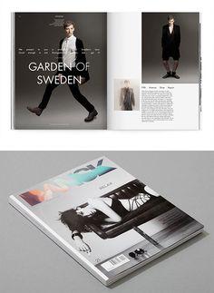 Dansk Magazine by Michael Mandrup & Rune Høgsberg