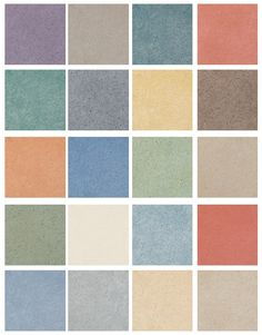 Crossville's Argent porcelain tile collection features 20 saturated colors that cover a rainbow of design possibilities.