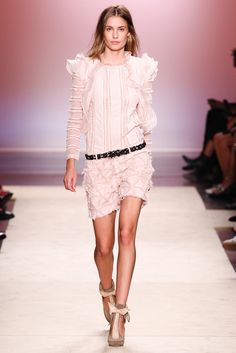 Isabel Marant Spring 2014 Ready-to-Wear Collection Photos - Vogue