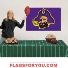 East Carolina Pirates Party Kit House Flags, Party Kit, Pirate Party, Pirates, Party Package