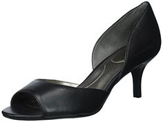 Looking for Bandolino Women's Nubilla ? Check out our picks for the Bandolino Women's Nubilla from the popular stores - all in one. Buy Shoes, Online Bags, Black Pumps, Women's Pumps, Heeled Mules, Peeps, Peep Toe, Fashion Accessories, Black Leather