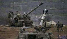 الجيش الإسرائيلي يقصف منصة صواريخ تابعة للجيش…: قال الجيش الإسرائيلي، إن طائراته هاجمت منصة صواريخ تابعة للجيش السوري، بعد سقوط قذيفة من…