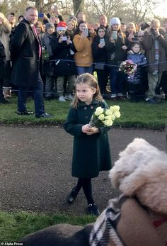 Today, Prince George and Princess Charlotte made the most awaited debut. The Cambridge kids joined the Duke and Duchess of Cambridge at Christmas service