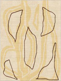 Tapis Abstraction 0901, Marcel Zelmanovitch (Diurne)