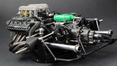 Modelarstwo z pasją Lotus F1, Race Engines, Tamiya, Ferrari, Engineering, Racing, Model Car, Fitness Workouts, Alfa Romeo