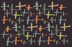 planes repeat by robhodgson, via Flickr