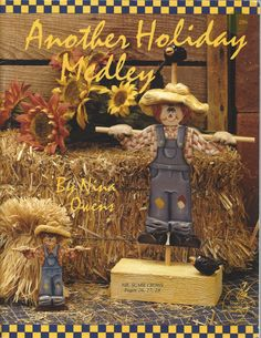Another Holiday Medley by Nina Owens Tole Painting Book FI167 by PhotographyByRoger on Etsy