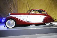 1935 Delage D8-105 sport coupé