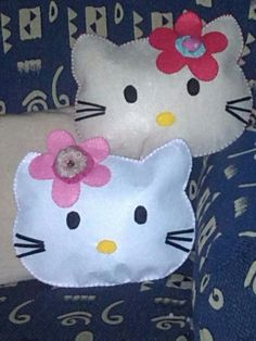 Almofadas decorativas Hello Kitty