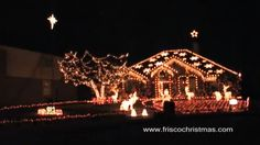 Christmas lights are a long-standing tradition this time of year. Many houses and stores will have them displayed. There are many types of lights for those seeking creativity. But this homeowner wanted to go even further. His light display is synchronized to music.
