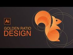Design a logo using golden ratio - Adobe Illustrator tutorial Logo Design Tutorial, Graphic Design Typography, Graphic Design Illustration, Illustrator Logo Design, Golden Ratio In Design, Logo Golden Ratio, Logo Minimalista, Adobe Illustrator Tutorials, Affinity Designer