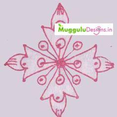 Telugu Sankranthi Muggulu Amazing Designs